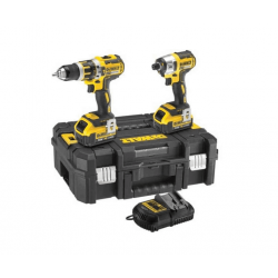 Dewalt DCK259M2T Brushless Twin Pack 18 Volt 2 X 4.0ah Li-ion