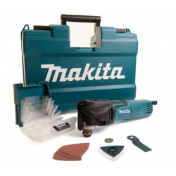 Makita TM3000CX14 320W Multi Tool with Accessories 240v