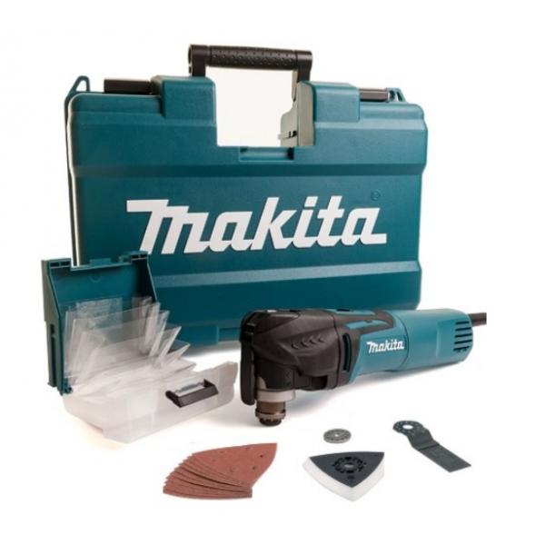 Makita TM3000CX14 320W Multi Tool with Accessories 240v