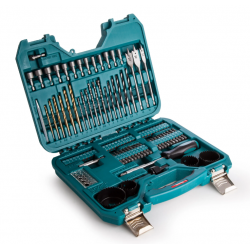 Makita P-90249 100 Piece Power Drill Accessory Set