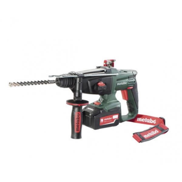 Metabo KHA 18 LTX SDS Hammer 18 Volt 3 x 4AH LI-ION Batteries