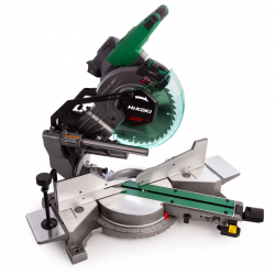 HIKOKI C3610DRA 36V SLIDE COMPOUND MITRE SAW BODY ONLY