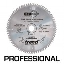 Fine Trim & Finishing Sawblades