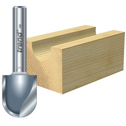 Radius & Cavetto Router Cutters