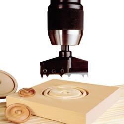 Rosette Drilling Tool