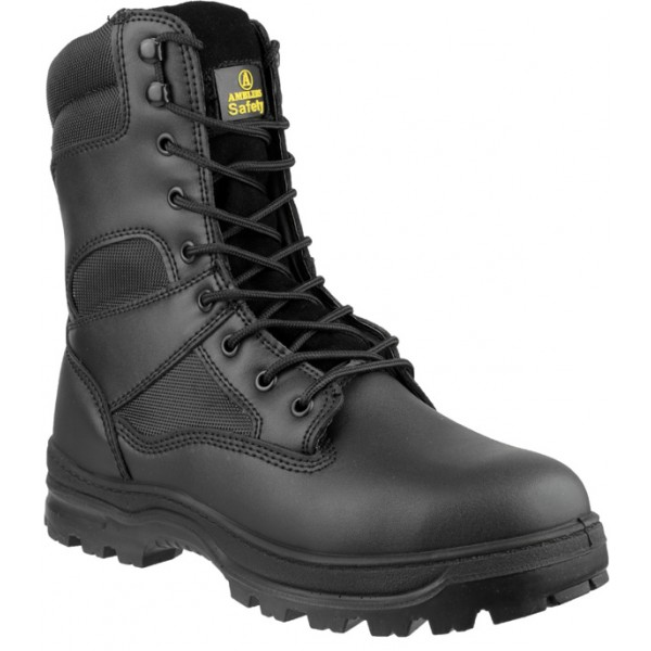 Amblers FS008 S3 Safety Boots With Steel Toe Caps and Steel Midsole