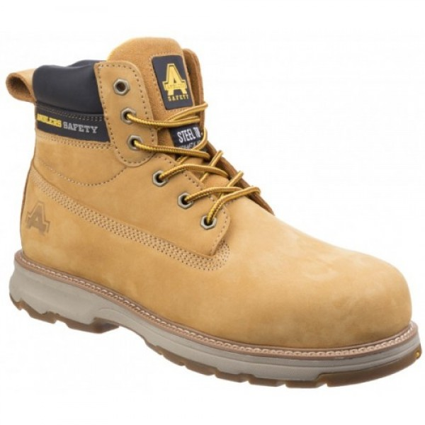 Amblers AS170 Wentwood Honey Safety Boots