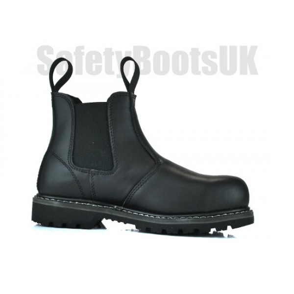 Amblers Safety FS5 Black
