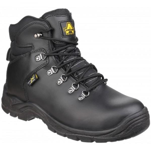 Amblers Safety AS335 Moorfoot S3 Black