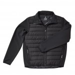 Apache ATS Black Hybrid Performance Fabric Breathable Jacket