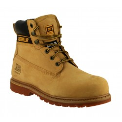 CAT Holton Honey Safety Boots S3