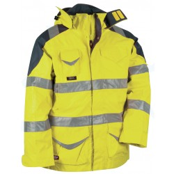 Cofra Protection Waterproof High Visibility Jackets, Cofra High Visibility Jackets