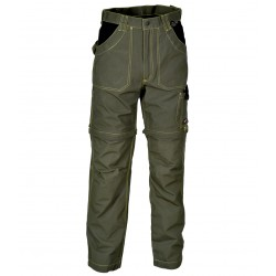 Cofra Helsinki Canvas Trousers - Shorts Cofra Workwear