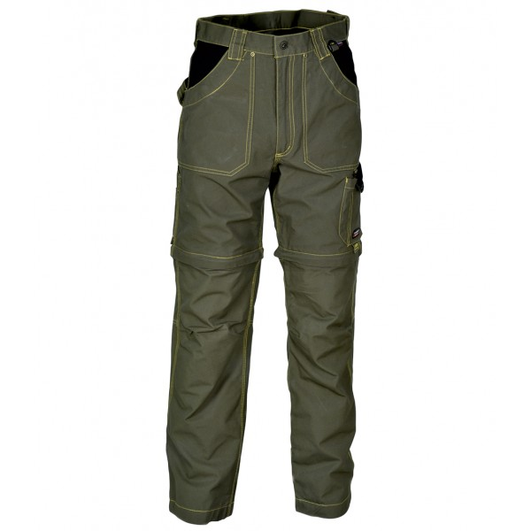 Cofra Helsinki Canvas Trousers - Shorts Cofra Workwear