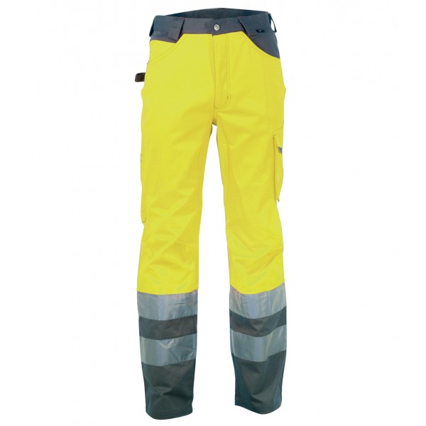 Cofra Light High Visibility Trousers Class 2 Hi Vis Trousers