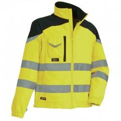 Cofra Nansen GORE-TEX Wind Stopper High Visibility Jackets, Cofra High Visibility Jackets