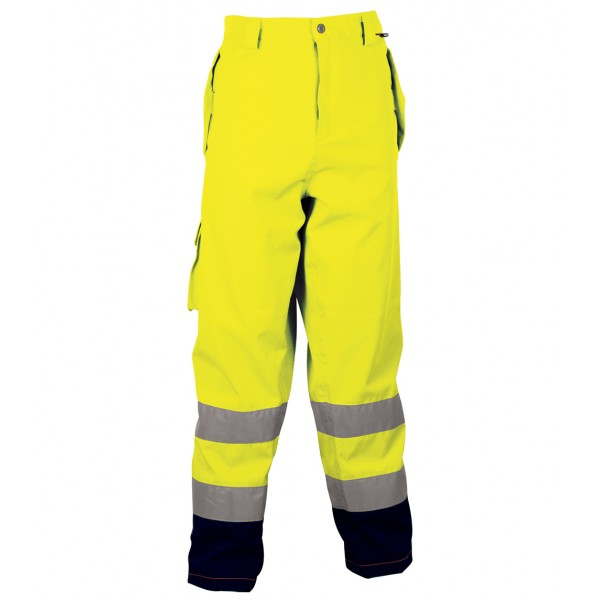 Cofra Reflex Waterproof High Visibility Trousers