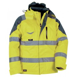 Cofra Rescue Waterproof High Visibility Jackets, Cofra High Visibility Jackets