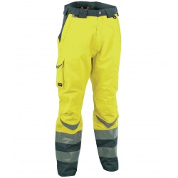 Cofra Safe Waterproof High Visibility Trousers