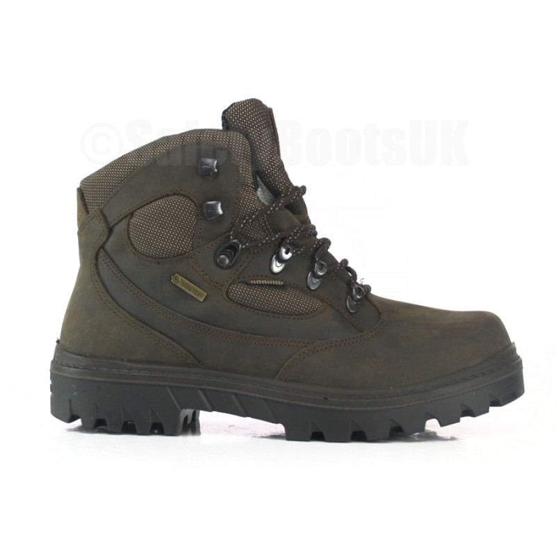 Cofra Gullveig GORE-TEX Rigger Boots Composite Toe Caps Mens Snickers Direct