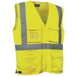 Cofra Seki High Visibility Vest