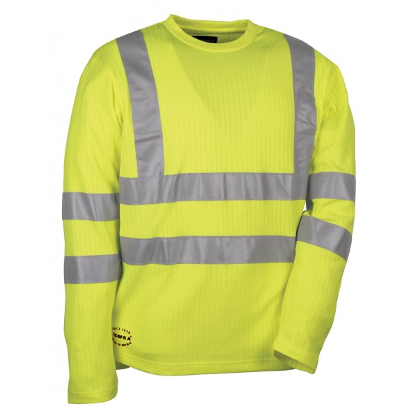 Cofra Skittle High Visibility Sweatshirt