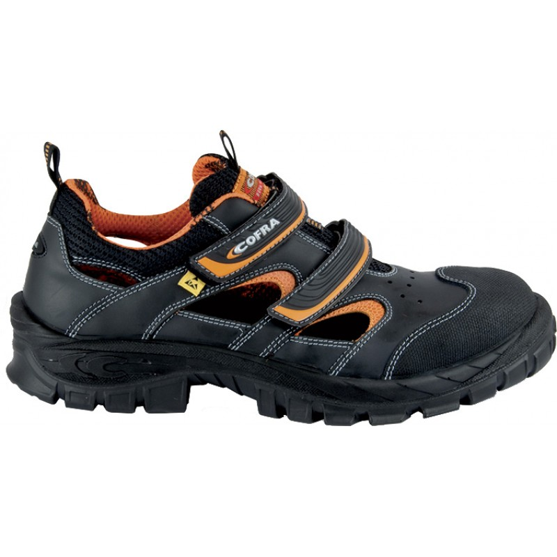 Cofra Vithar ESD Safety Shoes Open