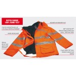 Cofra Devon GORE-TEX High Visibility Jackets