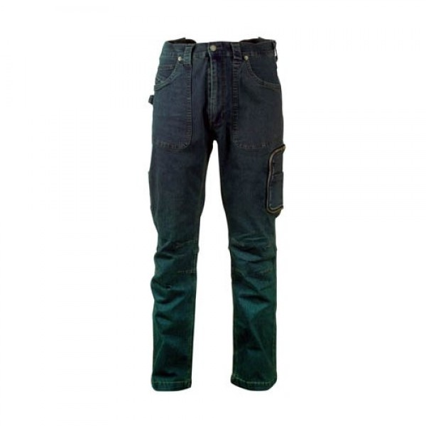 Cofra Barcelona Denim Trousers Cofra Workwear