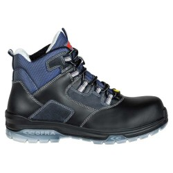 Cofra Funk Black ESD Safety Boots