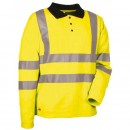 Cofra High Visibility Polo Shirt