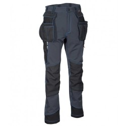 Cofra Laxbo Stretch Work Trousers Holster Pockets