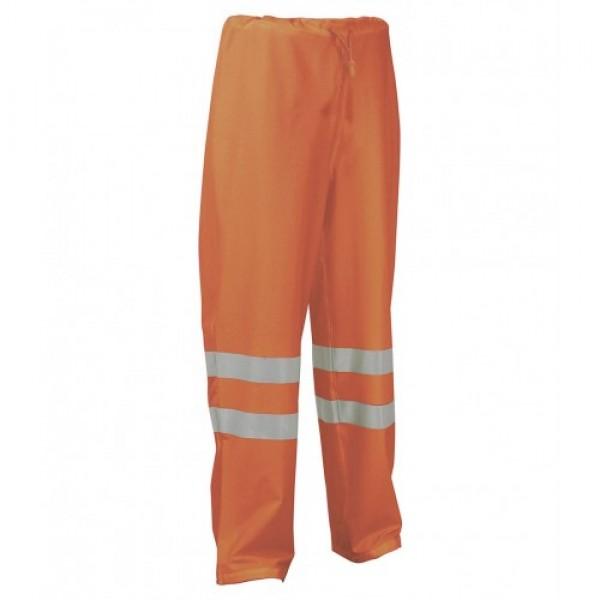 Cofra Micene Orange Hi Vis Waterproof Trousers EN343 EN471