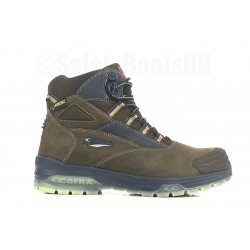 Cofra Michelangelo Brown GORE-TEX Safety Boots