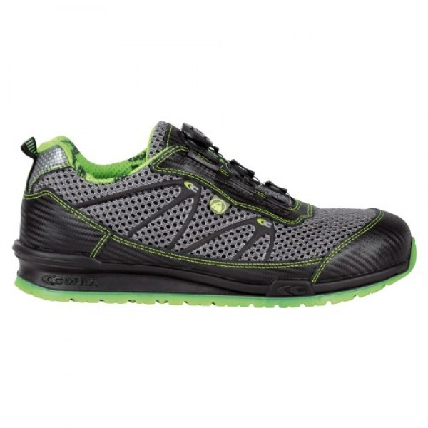 Cofra Potency ESD Safety Trainers BOA