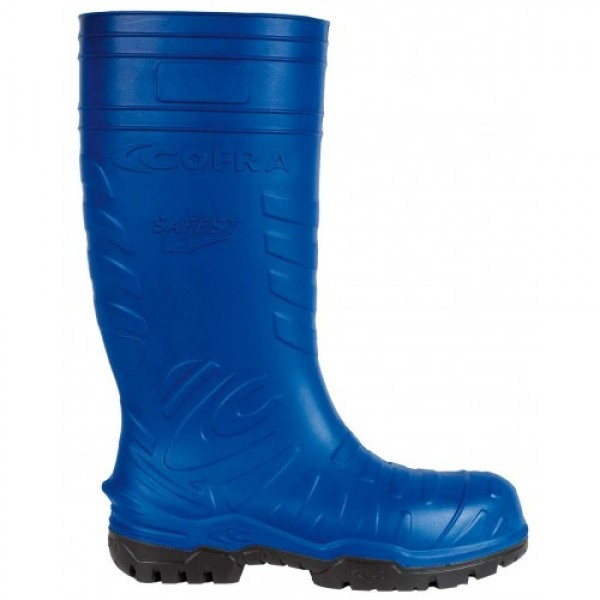 Cofra Safest Blue Cold Protection Safety Wellingtons