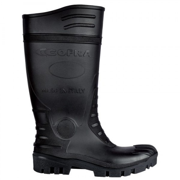 Cofra Typhoon Black Safety Boots