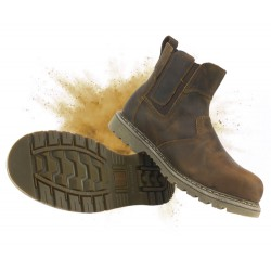 Amblers FS165 Dealers Safety Boots Steel Toe Caps & Midsole 4-13