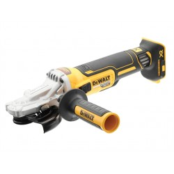 Dewalt DCG405FN Brushless Flat Head Grinder 125mm 18V Bare Unit