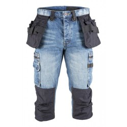 Dunderdon DW201201 P12K Carpenter Denim Pirates Trousers
