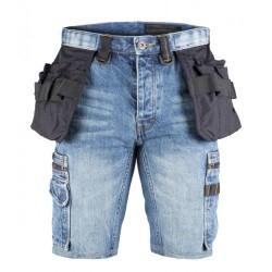 Dunderdon DW205501 P55S Carpenter Denim Shorts