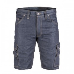 Dunderdon DW206027 P60S Cordura Denim Shorts