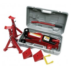 Hilka 82930240 2 Tonne Trolley Jack Kit in Case