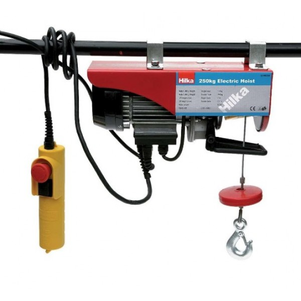Hilka 84990250 250kg Electric Hoist