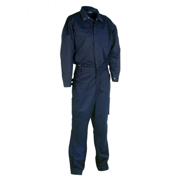 Cofra Luxor coverall with adjustable kneepad pockets