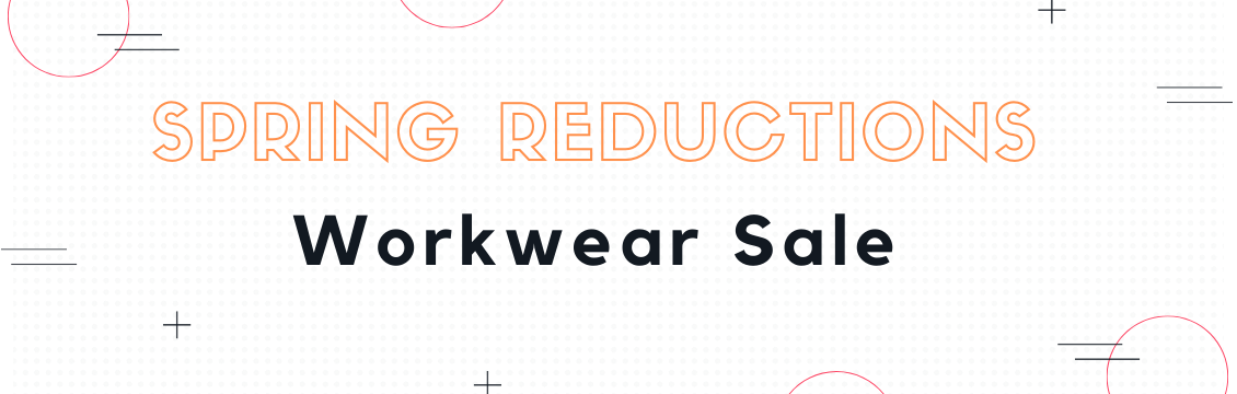 Spring Workwear Reductions Sale