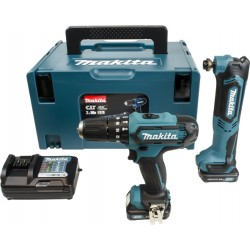Makita CLX203AJX1 10.8V 2pc Combo Kit CXT