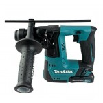 Makita HR140DWAE1 10.8v Cxt Slide Sds+ Plus Hammer Drill Inc 2x 2.0ah Batts With Accessory Kit