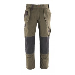 Mascot Lindos Craftsmens Workwear Trousers Frontline Range, Mascot Trousers