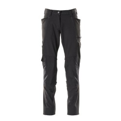 Mascot Accelerate 18078 Ladies Fit Trousers Black
